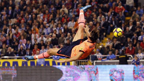 Deportivo 1-3 Barça