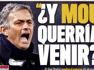 Contacto con Mourinho