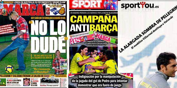 A vueltas con Messi, Cristiano y las campañas