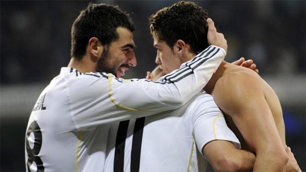 Real Madrid 4-2 Almería