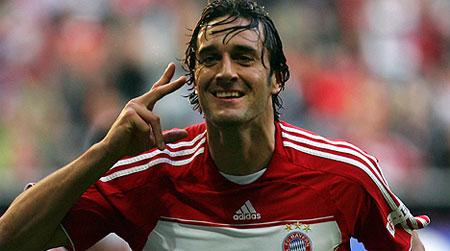"""Luca Toni: """"Me quedo en el Bayern"""""""