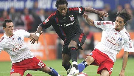 Ze Roberto abandona el Bayern