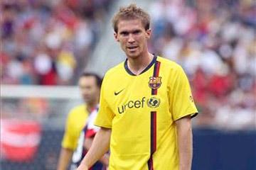 Hleb pasa del Inter y se va al Stuttgart