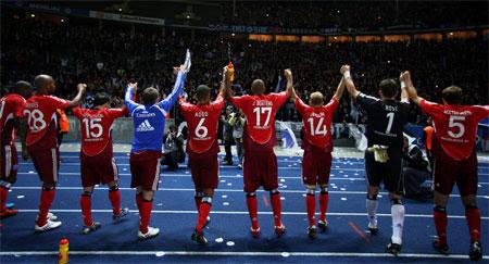 Octava jornada de la Bundesliga