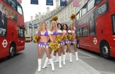 La gran fiesta del «football» en Londres