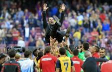 La fe del Atlético conquista la Liga