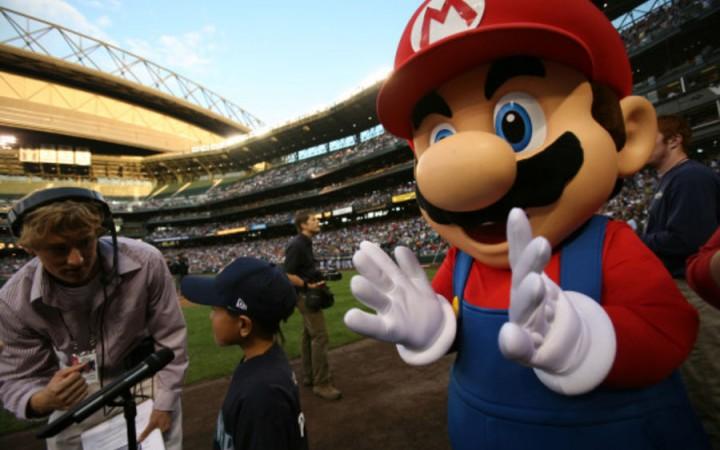 El equipo de béisbol de Nintendo