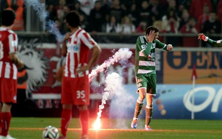 Olympiacos-Panathinaikos, el derbi de los eternos enemigos