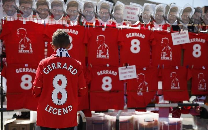 Anfield despide a una leyenda
