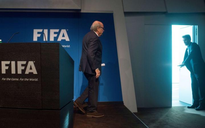 Dimisión de Blatter: ¿Cuál es el futuro de la FIFA?